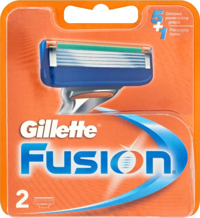 Výmenná kazeta pre holenie - Gillette Fusion