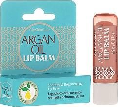 Voňavky, Parfémy, kozmetika Ochranná rúž na pery s arganovým olejom - GlySkinCare Argan Oil Lip Balm