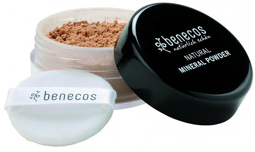Minerálny púder - Benecos Natural Mineral Powder