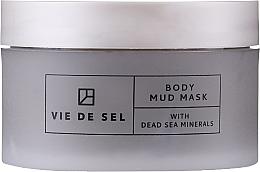 Voňavky, Parfémy, kozmetika Bahenná maska na telo - Vie De Sel Body Mud Mask
