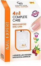 Voňavky, Parfémy, kozmetika Komplexná starostlivosť o nechty - Golden Rose Nail Expert 4 in 1 Complete Care