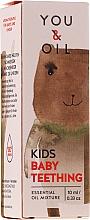 Voňavky, Parfémy, kozmetika Zmes éterických olejov pre deti - You & Oil KI Kids-Baby Teething Essential Oil Mixture For Kids
