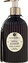 Voňavky, Parfémy, kozmetika Vivian Gray Vivanel Neroli & Ginger - Krémové tekuté mydlo