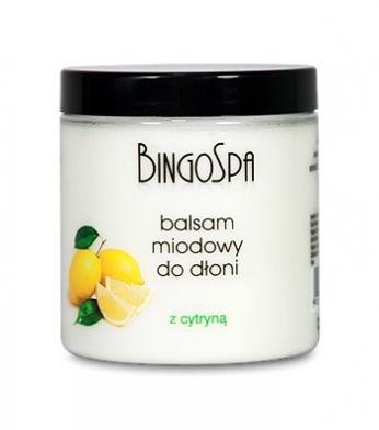 Balzam na ruky s medom a citrónom - BingoSpa — Obrázky N2