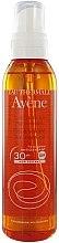 Voňavky, Parfémy, kozmetika Telový olej - Avene Hulie Solarie SPF 30