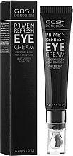 Voňavky, Parfémy, kozmetika Krém pre pleť očného okolia - Gosh Donoderm Eye Cream