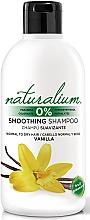 Voňavky, Parfémy, kozmetika Vyhladzujúci šampón - Naturalium Vainilla Smoothing Shampoo