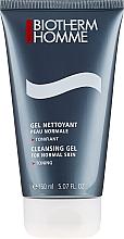 Voňavky, Parfémy, kozmetika Čistiaci a tonizujúci gél na tvár pre normálnu pleť - Biotherm Homme Gel Nettoyant