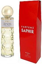 Voňavky, Parfémy, kozmetika Saphir Parfums Noches de Paris - Parfumovaná voda