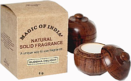 """Voňavky, Parfémy, kozmetika Prírodný parfumovaný krém """"Buddha Delight"""" - Shamasa"""