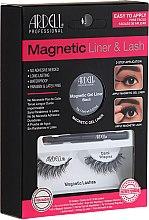 Voňavky, Parfémy, kozmetika Sada - Magnetic Lash & Liner Lash Demi Wispies (eye/liner/2g + lashes/2pc)