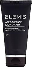 """Voňavky, Parfémy, kozmetika Pánsky gél na umývanie """"Hĺbkové čistenie"""" - Elemis Men Deep Cleanse Facial Wash"""