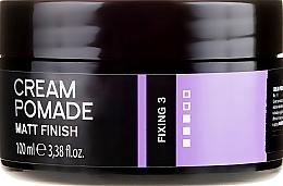 Voňavky, Parfémy, kozmetika Modelovacia pomáda na vlasy a bradu - Dandy Matt Finish Cream Pomade Matte Wax For Hair And Beard