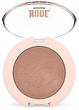 Voňavky, Parfémy, kozmetika Matné tiene na viečka - Golden Rose Nude Look Matte Eyeshadow