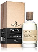 Voňavky, Parfémy, kozmetika Kolmaz Tonic 69 - Parfumovaná voda