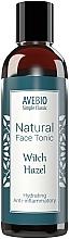 Voňavky, Parfémy, kozmetika Prírodné tonikum na tvár - Avebio Natural Face Tonic Witch Hazel
