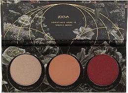 Voňavky, Parfémy, kozmetika Paleta očných tieňov - Zoeva Opulence Pallette