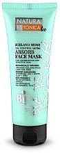 Voňavky, Parfémy, kozmetika Maska na tvár čistiaca Islandský mach - Natura Estonica Iceland Moss Face Mask