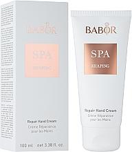 Voňavky, Parfémy, kozmetika Regeneračný krém na ruky - Babor SPA Shaping Repair Hand Cream