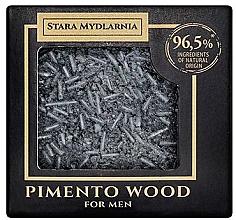 Voňavky, Parfémy, kozmetika Tuhý šampón pre mužov - Stara Mydlarnia Pimento Wood Shampoo Bar