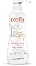 Voňavky, Parfémy, kozmetika Detský gél-šampón s nechtíkom a panthenolom - Roofa Calendula & Panthenol Gel-Shampoo