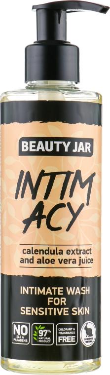 "Intímny gél pre citlivú pokožku ""Intim Acy"" - Beauty Jar Intimate Wash For Sensetive Skin"
