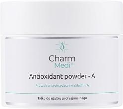 Voňavky, Parfémy, kozmetika Antioxidačný púder, zložka A - Charmine Rose Charm Medi Antioxidant Powder A