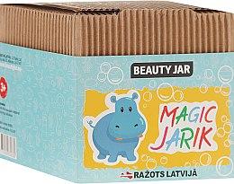 """Voňavky, Parfémy, kozmetika Sada """"Magic Jarik"""" - Beauty Jar (Soap/150g + Soap)"""