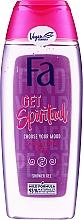 """Voňavky, Parfémy, kozmetika Sprchový gél """"Vytvor si svoju náladu"""" s kvetinovou vôňou - Fa Get Spiritual Shower Gel"""