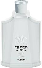 Voňavky, Parfémy, kozmetika Creed Love in White - Sprchový gél