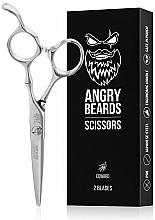 Voňavky, Parfémy, kozmetika Nožnice na vlasy - Angry Beards Scissors Edward