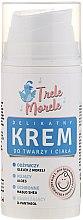 Voňavky, Parfémy, kozmetika Detský upokojujúci krém na tvár a telo - E-Fiore Trele Morele Ultra Delicate Cream