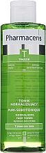 Voňavky, Parfémy, kozmetika Normalizujúci tonikum - Pharmaceris T Puri-Sebotonique Normalizing Toner