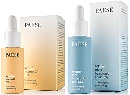 Voňavky, Parfémy, kozmetika Sada - Paese (serum/15ml + serum/30ml)