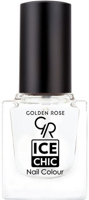 Lak na nechty - Golden Rose Ice Chic Nail Colour