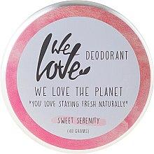 """Voňavky, Parfémy, kozmetika Prírodný krém deodorant """"Sweet Serenity"""" - We Love The Planet Deodorant Sweet Serenity"""