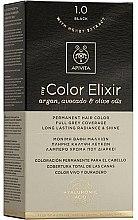 Voňavky, Parfémy, kozmetika Farba na vlasy - Apivita My Color Elixir Permanent Hair Color