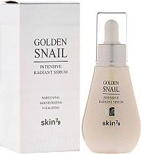 Voňavky, Parfémy, kozmetika Sérum na bielenie - Skin79 Golden Snail Intensive Radiant Serum