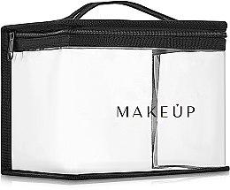 """Voňavky, Parfémy, kozmetika Silikónová kozmetická taška """"Allvisible"""" 17x15x15 cm - MakeUp"""