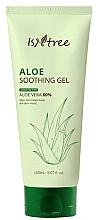 Voňavky, Parfémy, kozmetika Hydratačný gél s 80% výťažkom z aloe - Isntree Aloe Soothing Gel