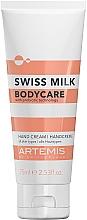 Voňavky, Parfémy, kozmetika Krém na ruky - Artemis Swiss Milk Hand Cream 3in1