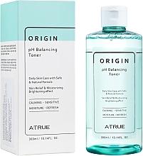 Voňavky, Parfémy, kozmetika Hypoalergénne vyvažovacie tonikum - A-True Origin pH Balancing Toner