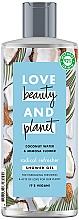 """Voňavky, Parfémy, kozmetika Sprchový gél """"Kokos a mimóza"""" - Love Beauty&Planet Coconut Water & Mimosa Flower Shower Gel"""
