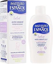 Voňavky, Parfémy, kozmetika Detský olej na telo - Instituto Espanol