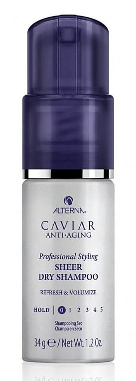 Suchý šampón - Alternate Caviar Anti-Aging Sheer Dry Shampoo — Obrázky N1