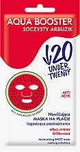 Voňavky, Parfémy, kozmetika Hydratačná a upokojujúca maska na tvár - Under Twenty Anti Acne Aqua Booster Juicy Watermelon Face Mask