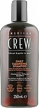 Voňavky, Parfémy, kozmetika Šampón na každodenné použitie - American Crew Daily Cleansing Shampoo