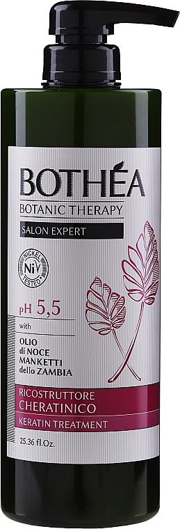 Keratín na vlasy - Bothea Botanic Therapy Reconstructor Keratin pH 5.5 — Obrázky N1