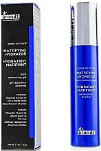 Voňavky, Parfémy, kozmetika Zmatňujúci hydratačný gél na zúženie pórov - Dr. Brandt Pores No More Mattifying Hydrator Pore Minimizing Gel