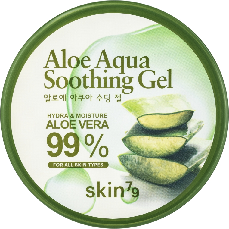 Multifunkčný gél - Skin79 Aloe Aqua Soothing Gel